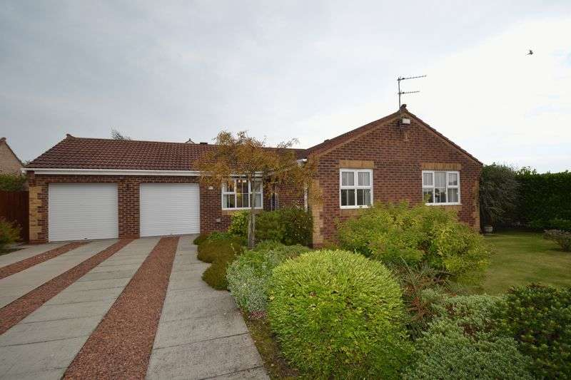 Detached Bungalow for sale in Robsons Way, Morpeth