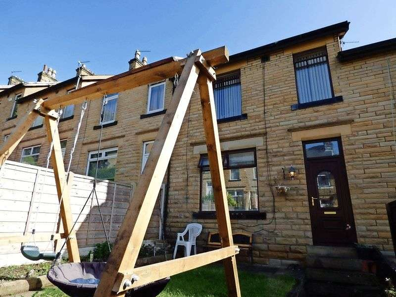 4 Bedrooms Terraced House for sale in Bankfoot Street, WF17 5LH