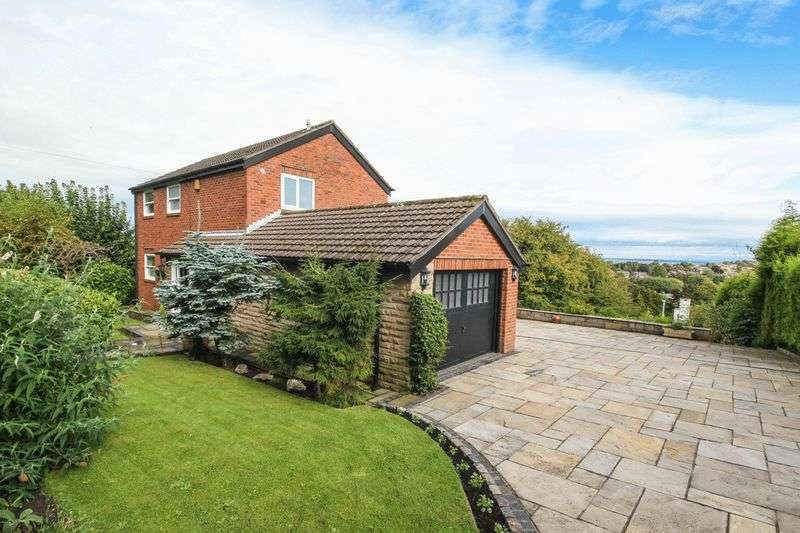 3 Bedrooms Detached House for sale in Higher Lane, Upholland