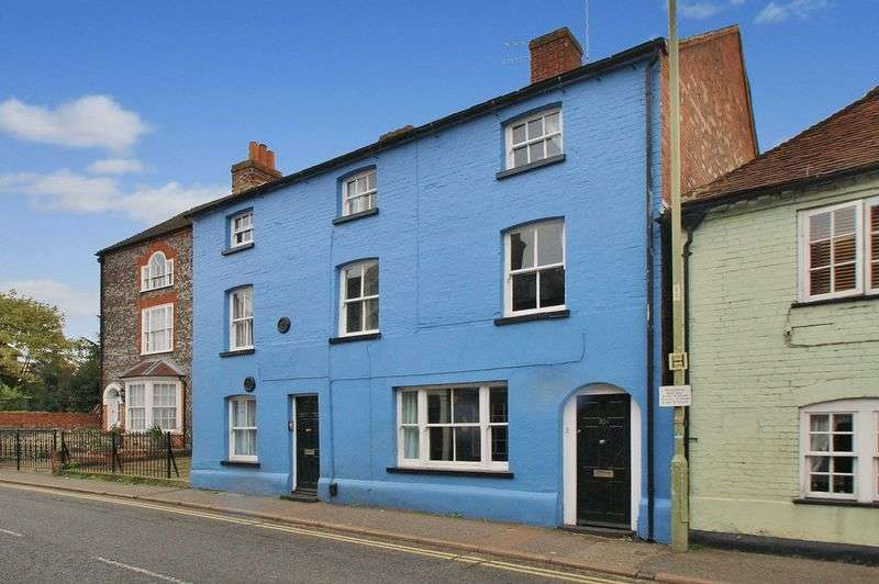 2 Bedrooms Flat for sale in WALLINGFORD