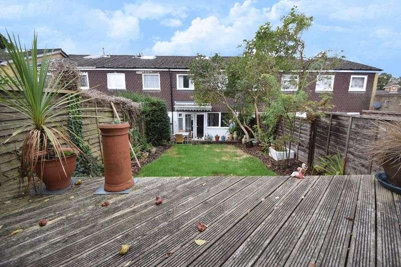 3 Bedrooms Terraced House for sale in Gregories Close, Luton