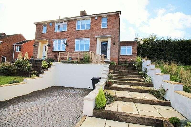 3 Bedrooms Semi Detached House for sale in Kinver Street, Stourbridge