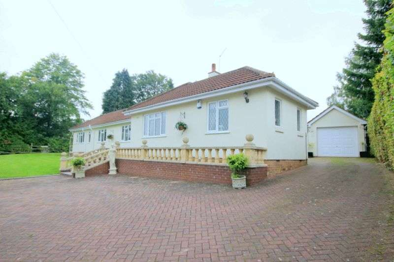 3 Bedrooms Detached Bungalow for sale in Seabridge Lane, Seabridge