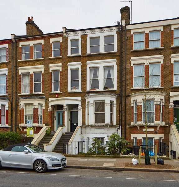 2 Bedrooms Flat for sale in Shirland Road, London, London, W9