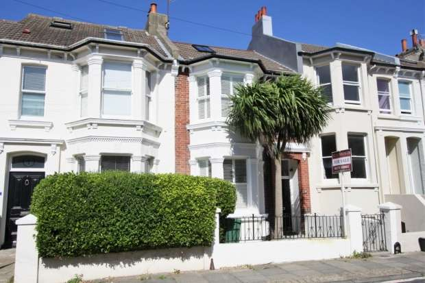 3 Bedrooms Terraced House for sale in Grantham Road Preston Park Brighton