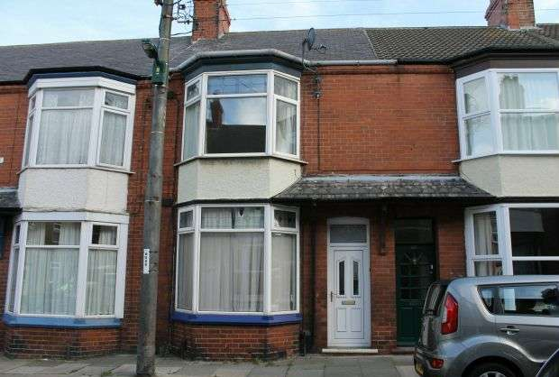 3 Bedrooms Terraced House for sale in 'Osborne House', Eskdale Terrace, Guisborough