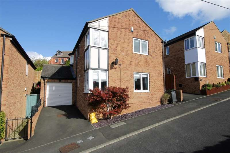 3 Bedrooms Detached House for sale in Backstone Burn, Blackhill, Consett, DH8