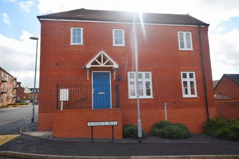 3 Bedrooms Detached House for sale in Wansbeck Drive, Norton Heights