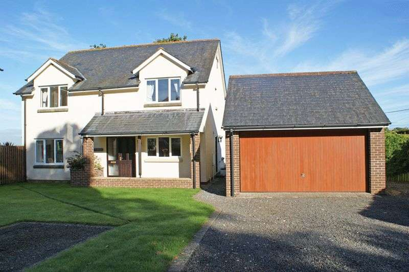 4 Bedrooms Detached House for sale in Minchin Lane, Aylesbeare, Exeter