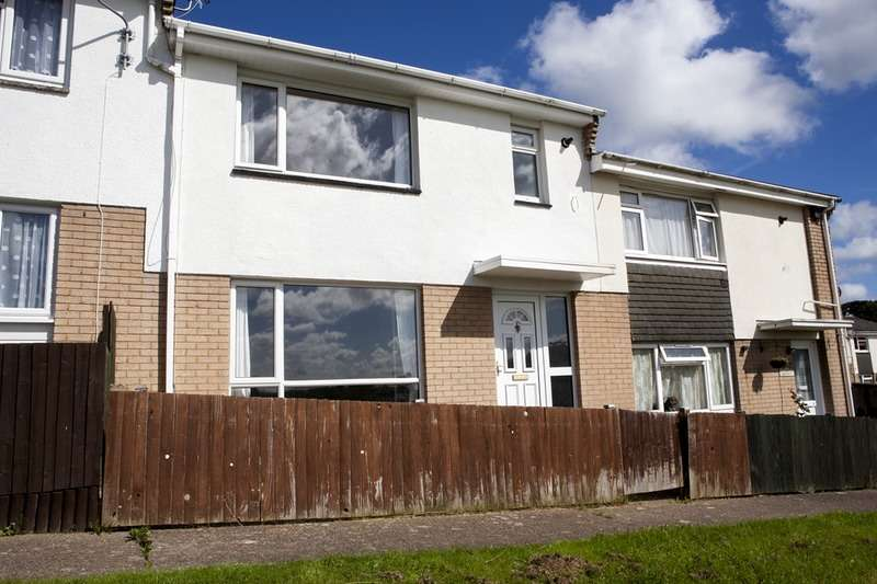 2 Bedrooms Terraced House for sale in Sabre Walk, Barnstaple, Devon, EX32