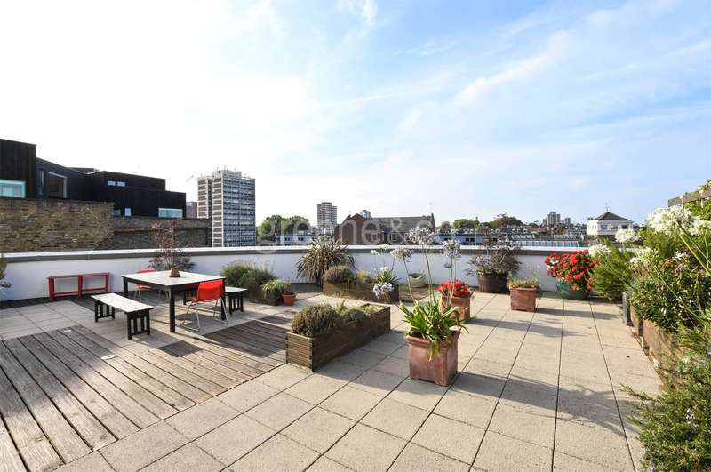 1 Bedroom Flat for sale in Garden Walk, Shoreditch, EC2A