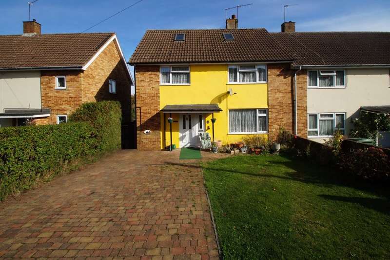 3 Bedrooms End Of Terrace House for sale in Warners End, Hemel Hempstead