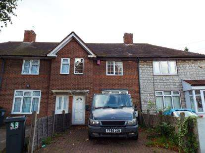 2 Bedrooms Terraced House for sale in Chipstead Road, Birmingham, West Midlands