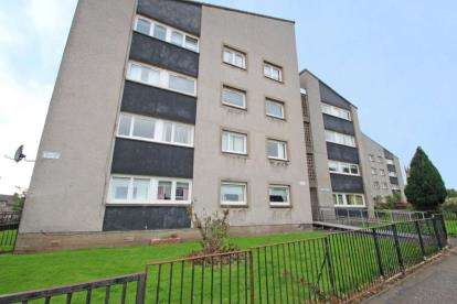 3 Bedrooms Flat for sale in Mill Court, Rutherglen