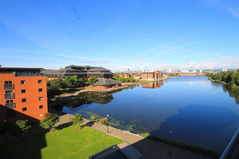 2 Bedrooms Property for sale in The Waterquarter, Cardiff Bay