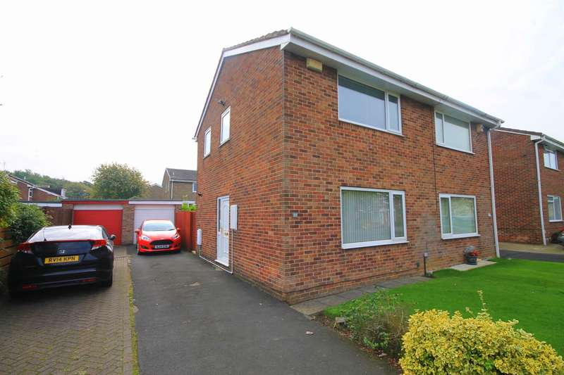 2 Bedrooms Property for sale in Leyland Close, Durham