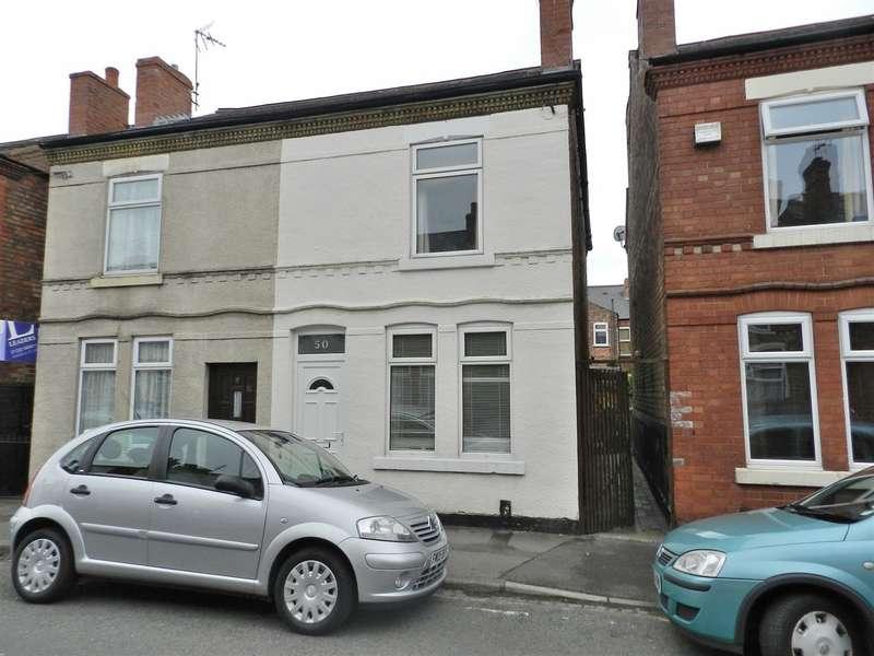 2 Bedrooms Property for sale in Bennett Street, Long Eaton