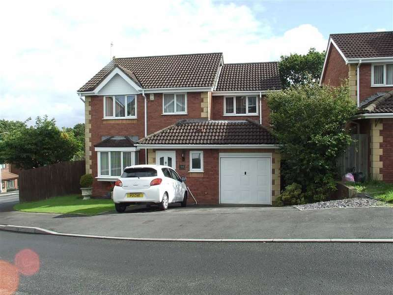 4 Bedrooms Property for sale in Oakwood Drive, Gowerton