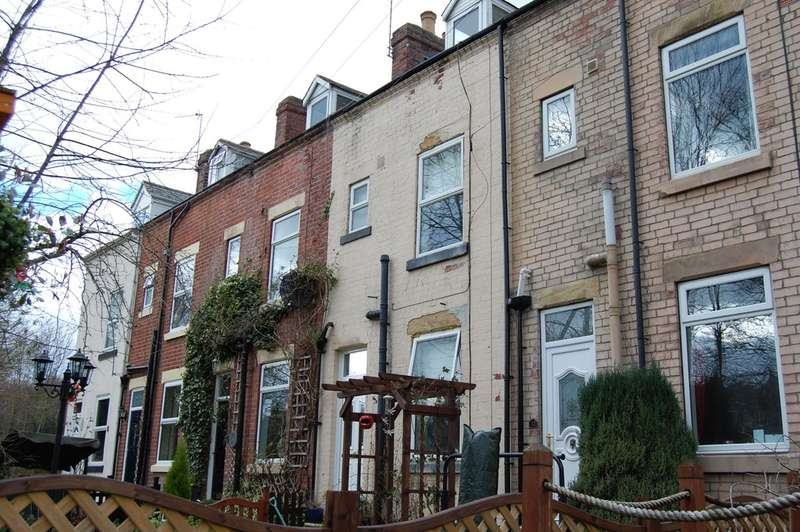 3 Bedrooms Terraced House for sale in Crab Lane, Newmillerdam, Wakefield