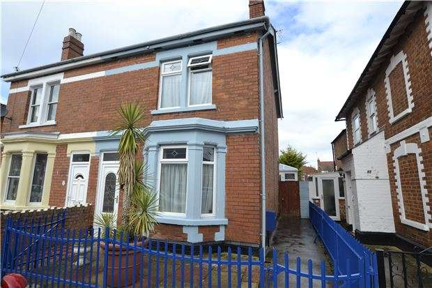 3 Bedrooms Semi Detached House for sale in Howard Street, GLOUCESTER, GL1 4UX