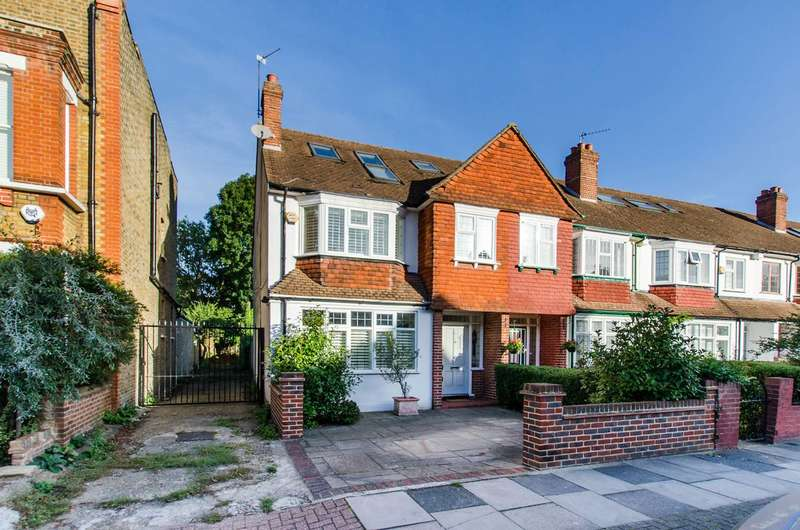 4 Bedrooms House for sale in Hendham Road, Tooting, SW17