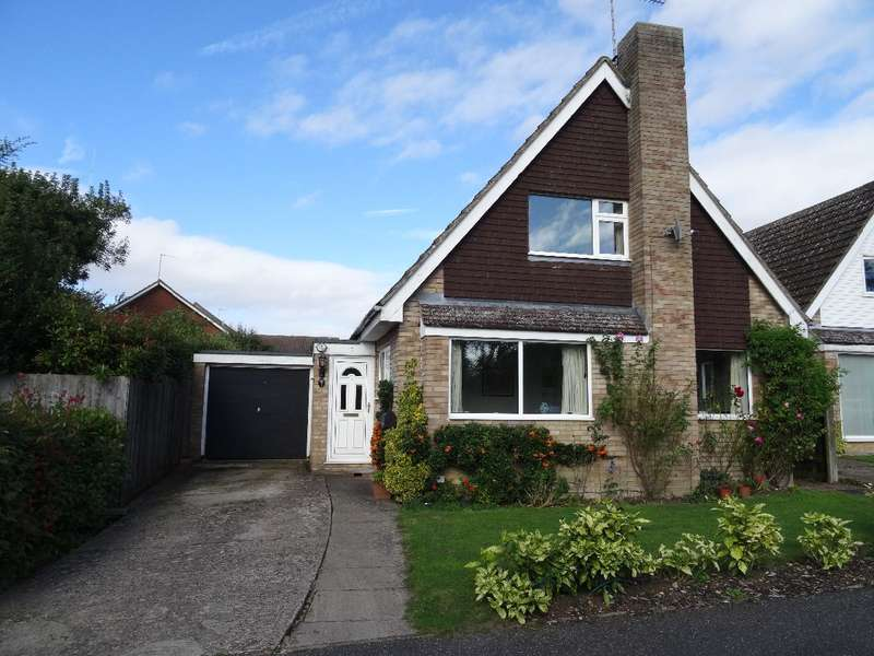 3 Bedrooms Detached House for sale in JOINERS WAY, LAVENDON