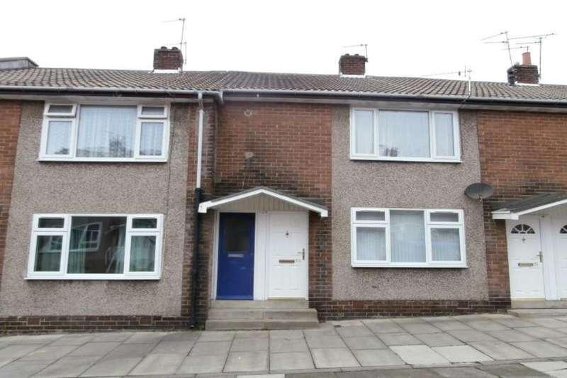 1 Bedroom Flat for sale in Coronation Street, North Shields, NE29