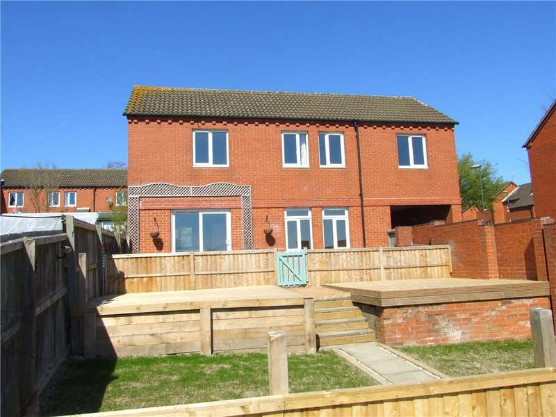 4 Bedrooms Detached House for sale in Lilac Grove, Broadmeadows, Alfreton, Derbyshire, DE55