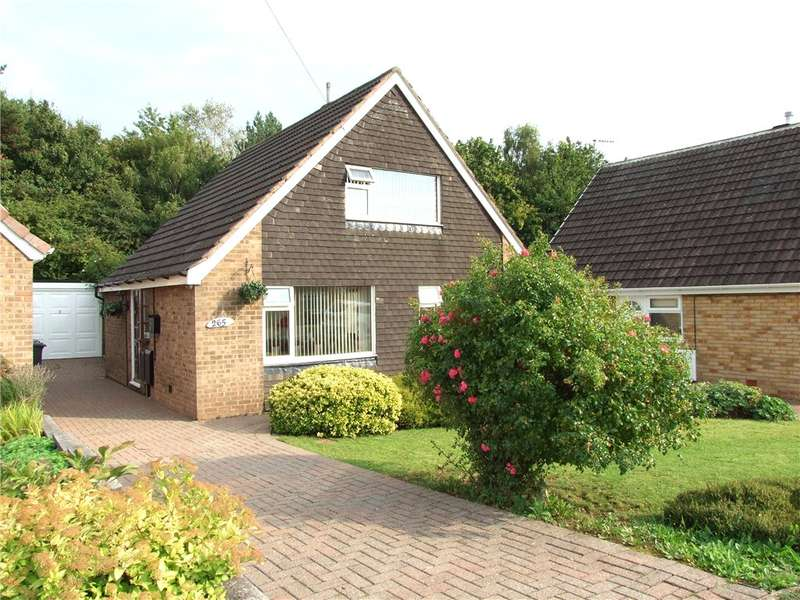 3 Bedrooms Detached House for sale in Oregon Way, Chaddesden, Derby, Derbyshire, DE21