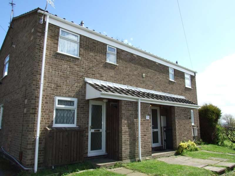 1 Bedroom Flat for sale in The Covert, Spondon, Derby, Derbyshire, DE21