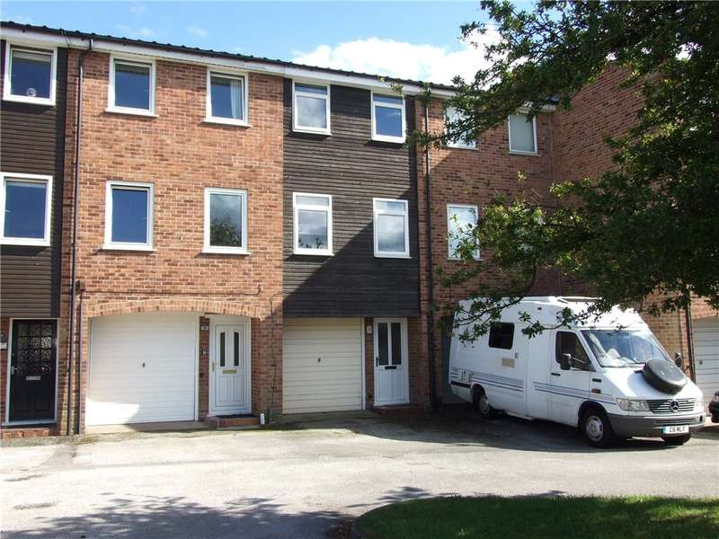 2 Bedrooms Town House for sale in Locko Court, Spondon, Derby, DE21