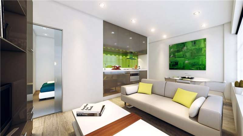 1 Bedroom Apartment Flat for sale in James Street, Liverpool, Merseyside, L2