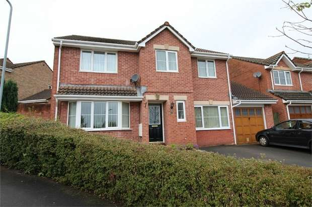 5 Bedrooms Detached House for sale in Dorallt Way, Henllys, Cwmbran
