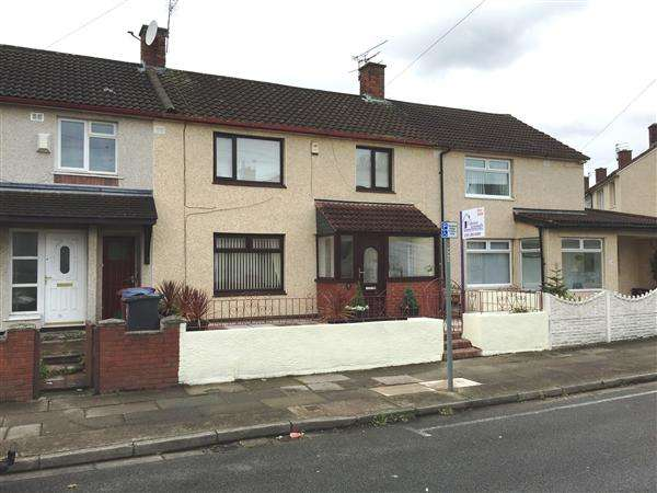 3 Bedrooms Terraced House for sale in Morston Cresent, Kirkby