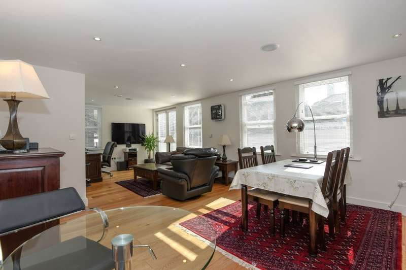 2 Bedrooms Flat for sale in Quinnell House, St Ann's Hill, Wandsworth, SW18