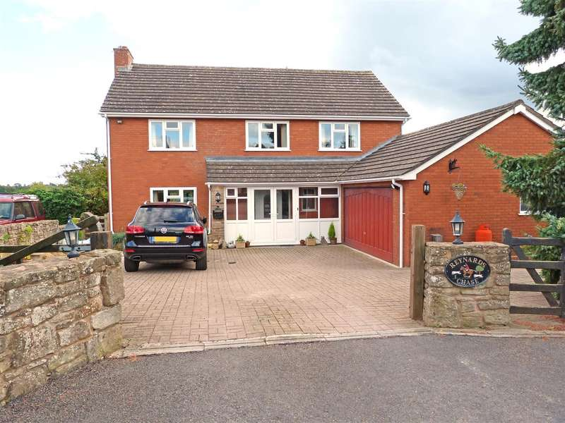 6 Bedrooms Detached House for sale in Coldwells Road, Holmer, Hereford, HR1