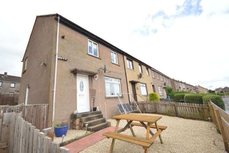 2 Bedrooms Property for sale in Whitelaw Crescent, Dunfermline, KY11