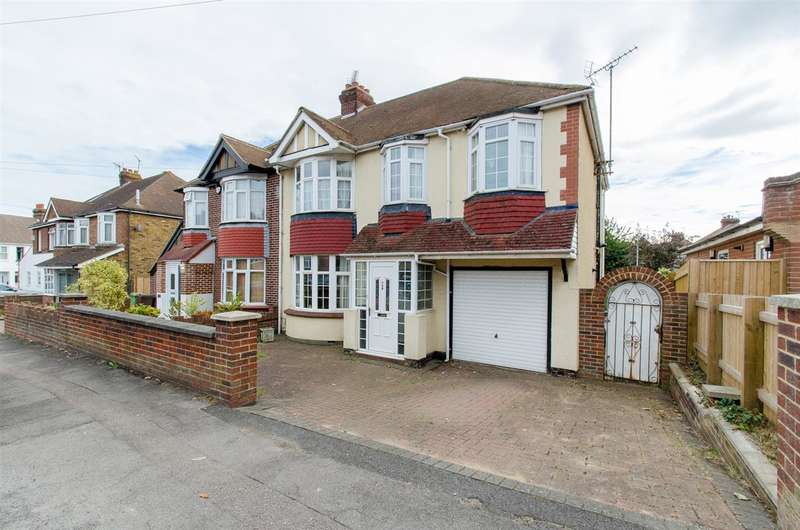 6 Bedrooms Semi Detached House for sale in Staplehurst Road, Sittingbourne
