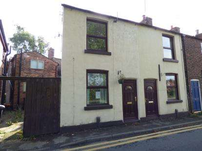 1 Bedroom End Of Terrace House for sale in Whirley Road, Macclesfield, Cheshire