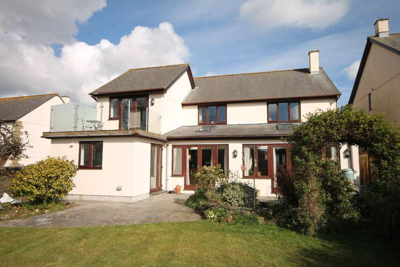 4 Bedrooms Detached House for sale in The Wheelhouse, Frogmore, Kingsbridge