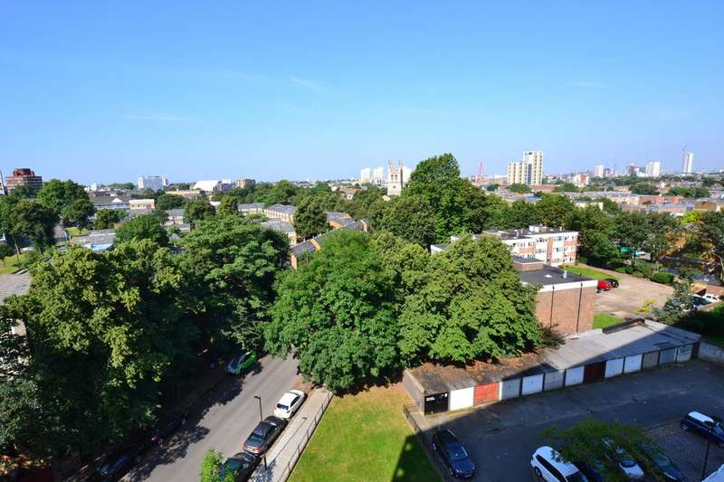 3 Bedrooms Flat for sale in Angell Road, London SW9