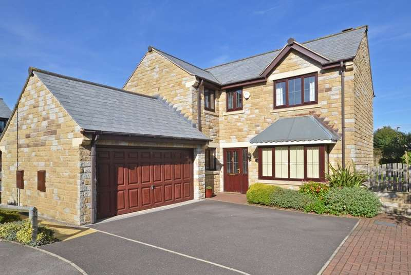 4 Bedrooms Detached House for sale in Manor House, Flockton