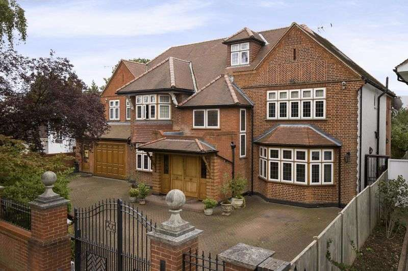 6 Bedrooms Detached House for sale in Broad Walk, Winchmore Hill, N21