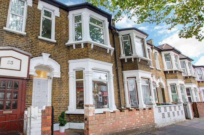 4 Bedrooms Terraced House for sale in Prince Regent Lane, London, E13