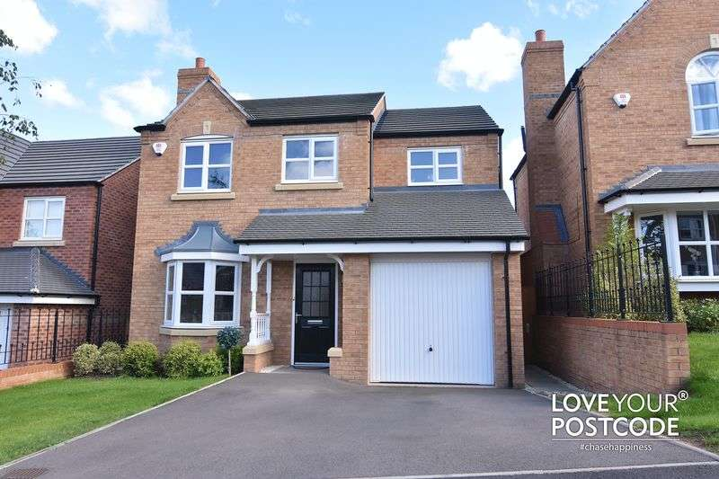 3 Bedrooms Detached House for sale in The Rufford 2, The Forge Developments, Oldbury B69 2GP