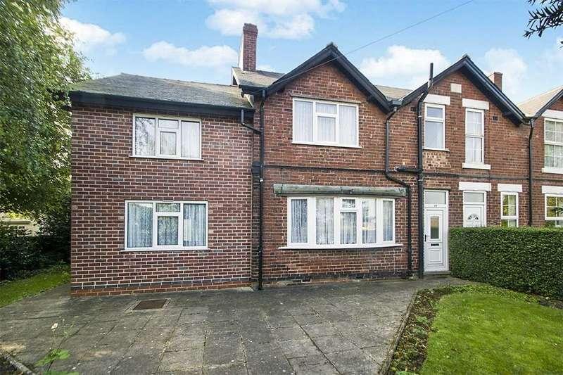 4 Bedrooms Semi Detached House for sale in Shipley Common Lane, Ilkeston, DE7