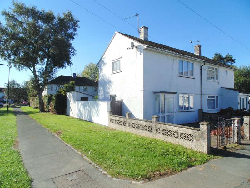 2 Bedrooms Semi Detached House for sale in Southampton