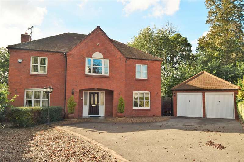 5 Bedrooms Detached House for sale in Collinson Lane, Fernwood, Newark
