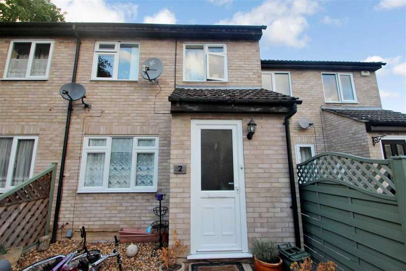 3 Bedrooms Terraced House for sale in Persardi Court, Holt Drive, Colchester
