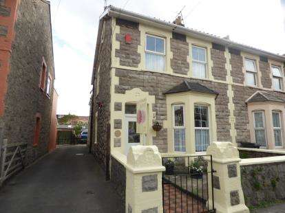 3 Bedrooms Semi Detached House for sale in Weston-Super-Mare, Somerset, .